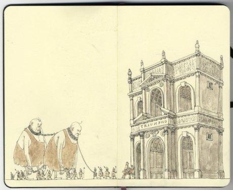 Moleskine Sketch 30