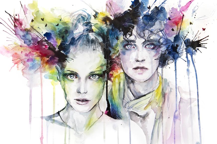 watercolor artwork 4