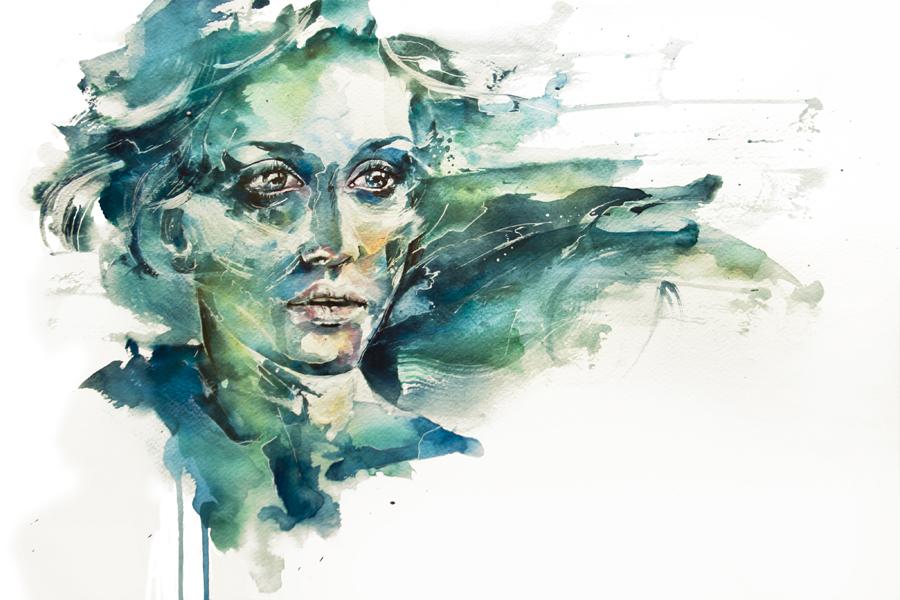 watercolor artwork 5