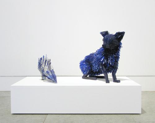 animal sculpture