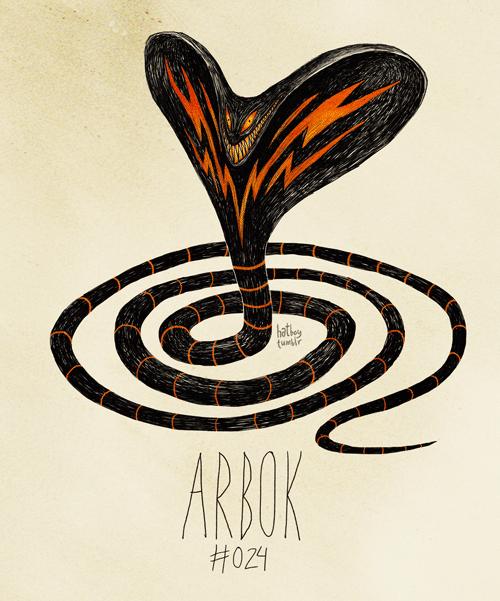 Arbok - Pokemon
