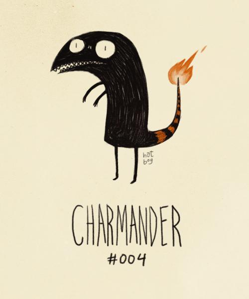 Charmander - Pokemon Fan Art