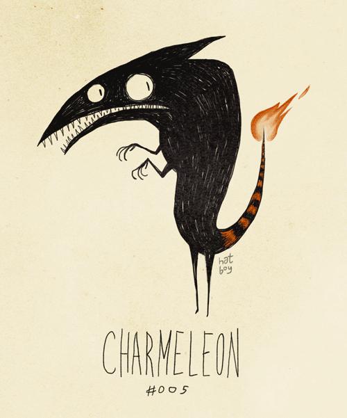 Charmeleon - Pokemon Fan Art