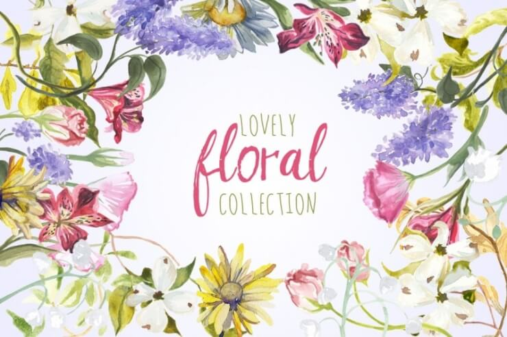 floral collection 1