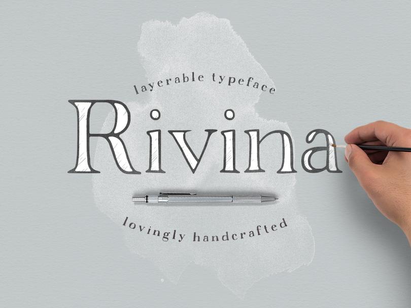 Rivina Font Family 1
