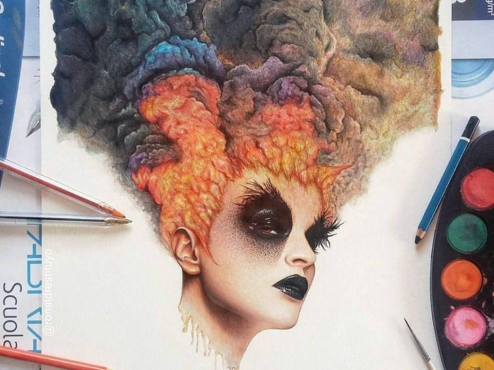 Portrait Illustrations6
