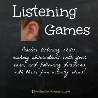 Listening Games