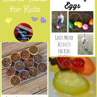 The Sunday Showcase - Easter Ideas for Kids