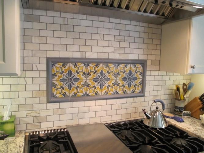 kitchen backsplash kitchen tile designs Artistic Kitchen Backsplash Ideas