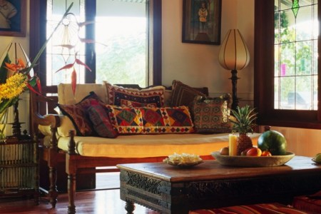 ethnic living room home decoration ideas with indian style