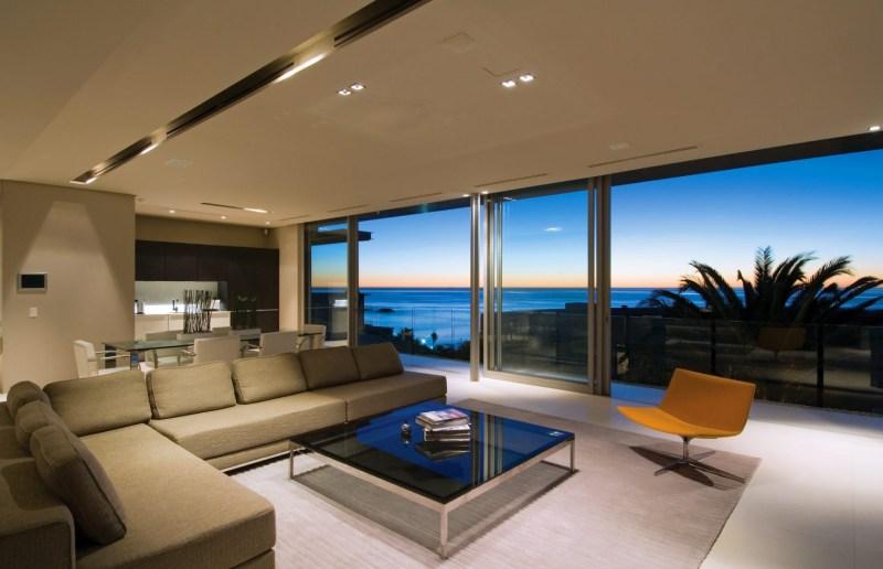 Large Of Modern House Interior Design Living Room