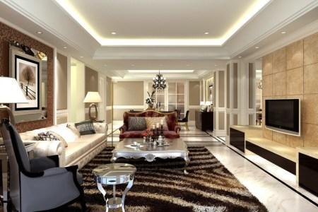 luxury carpet ideas for luxury living room design