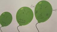 baloniki ze schodow zlosci