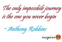 DO YOU THINK YOUR JOURNEY IS IMPOSSIBLE?