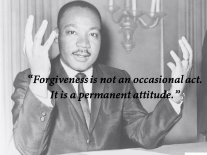 martin luther king forgiveness, martin luther king quote