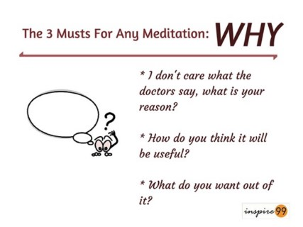 why should you meditate, advantages of meditation, meaning of meditation