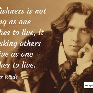 16 Realistic, Inspirational Quotes From Oscar Wilde