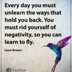 Everyday You Need To Unlearn!