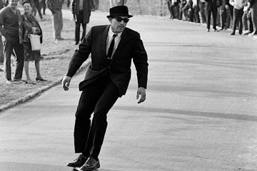 Скейтбординг у Нью Йорку шістедесятих