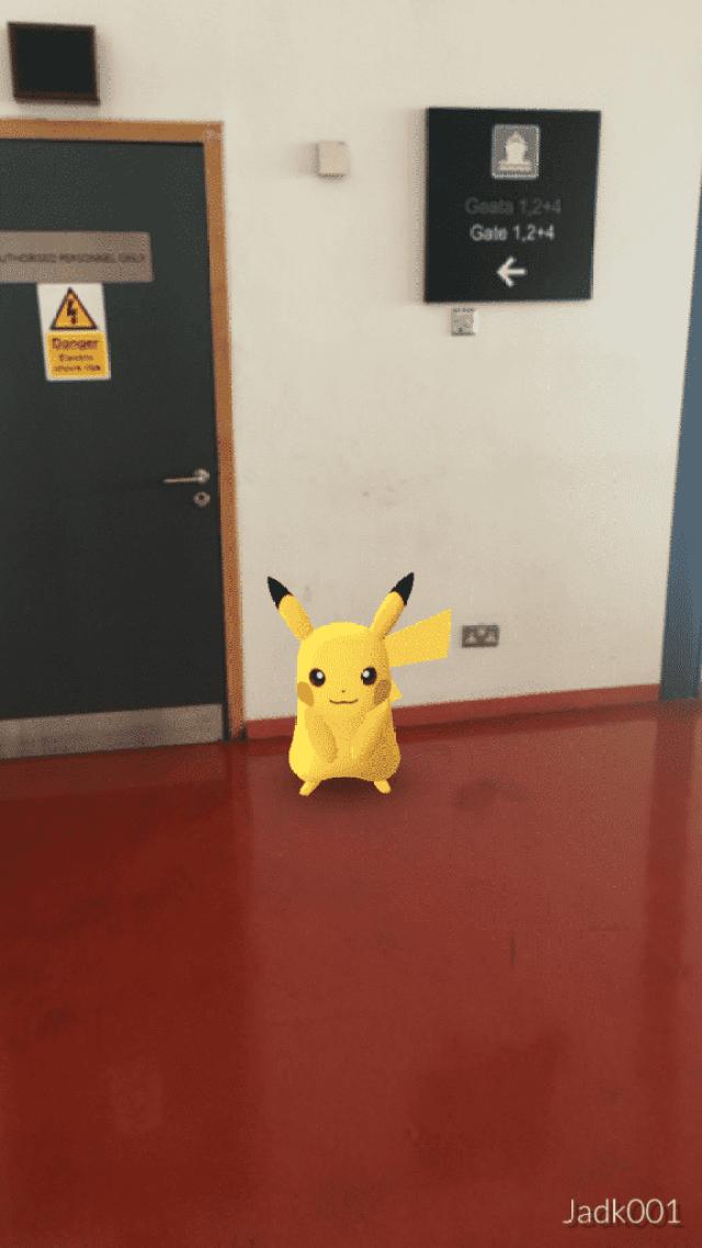 Using Pokemon Go While Travelling