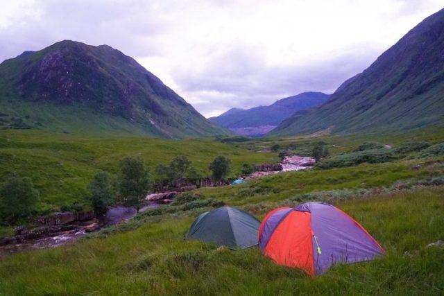 Wild Camping in Scotland Guide