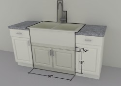 Popular Island Ikea Base Cabinets On Wall Ikea Custom Farm Sink Or Gas Cook Units Ikea Custom Farm Sink Or Gas Cook Units Ikea Base Cabinets