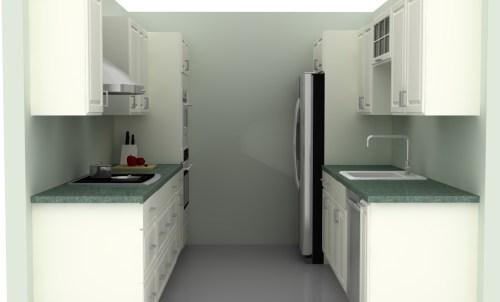 Medium Of Design New Kitchen Layout