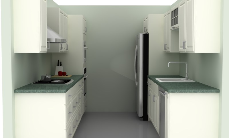 Large Of Design New Kitchen Layout