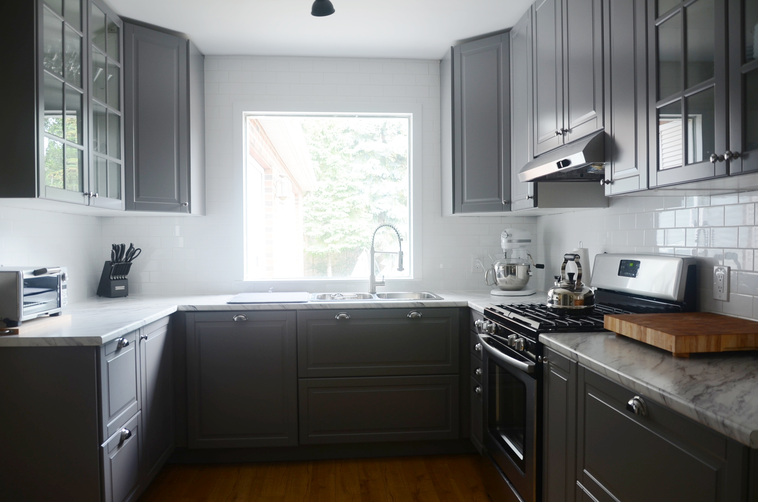 modern ikea kitchen renovation ikea kitchen remodel cost When I interviewed Anthony he and his wife had been cooking in the kitchen for three weeks and were deeply in love