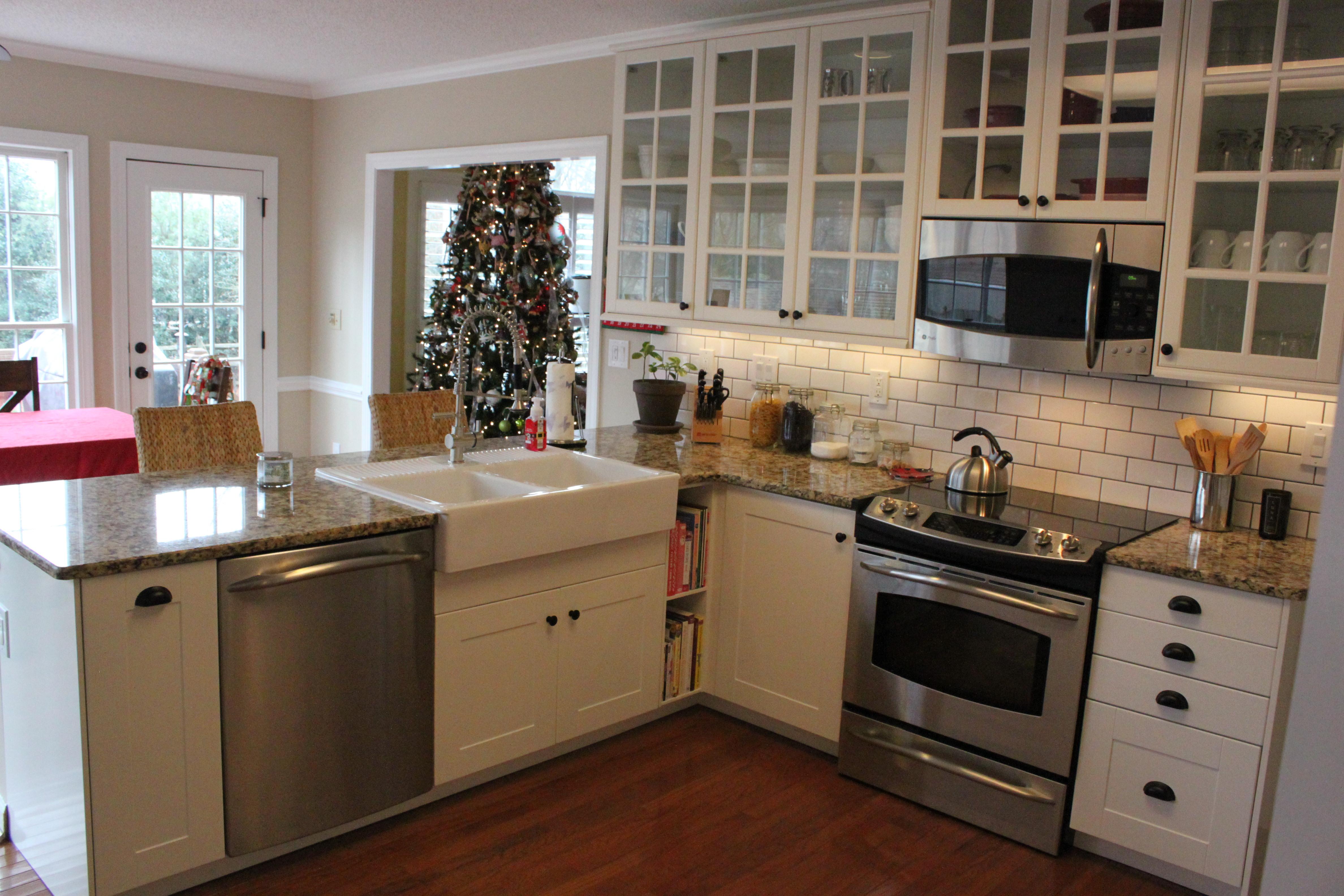 ikea kitchen makeover north carolina ikea kitchen remodel ikea kitchen renovation north carolina 1
