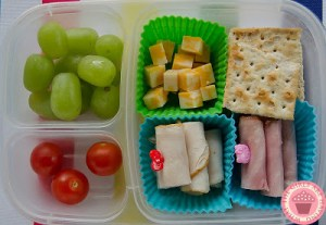 DIY, Lunchable, Lunchmeat, fruit