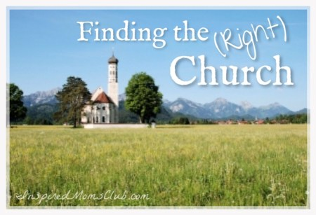 Finding The Right Church