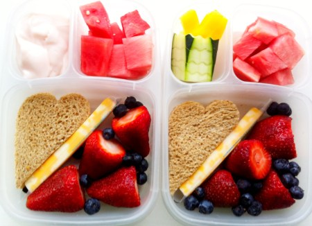 Pinspired Lunchables for Back-to-School!
