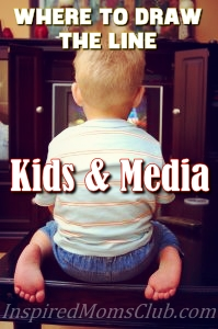 Where to Draw the Line: Kids and Media