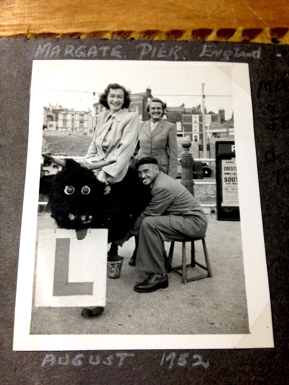 Margate Pier, England 1952