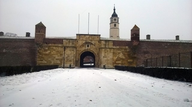 Stambol Gate and the Clock Tower