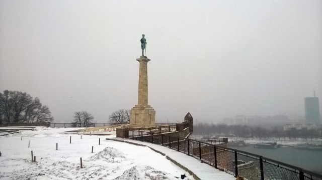 """""""The Victor"""" monument"""