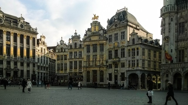 Grand Place, Brussels (Belgium)