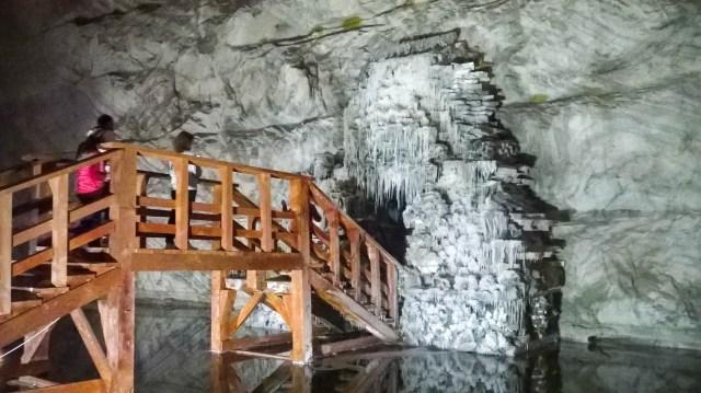 Slanic Prahova salt mine (Romania)