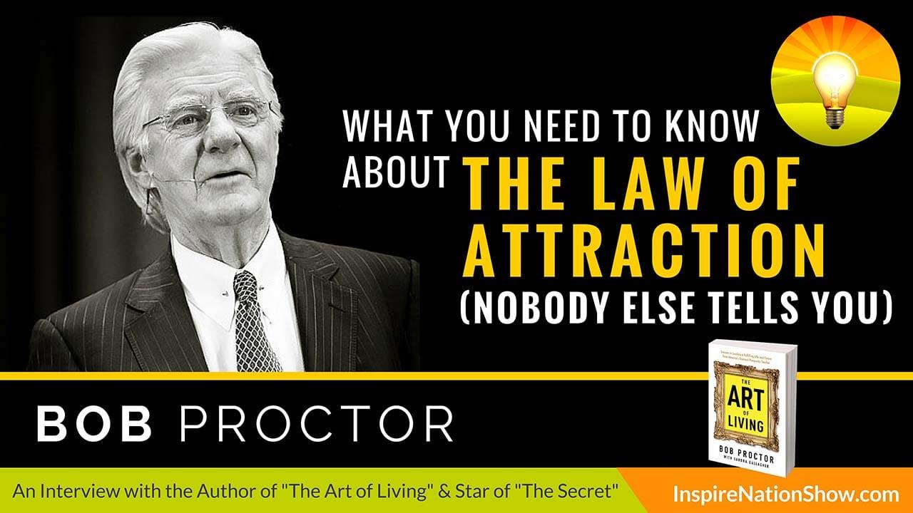 the art of living bob proctor pdf