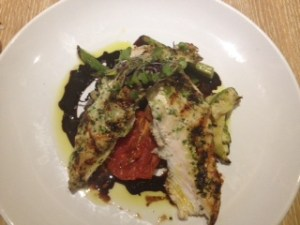 grilled chicken balsamic with veggies Reverie