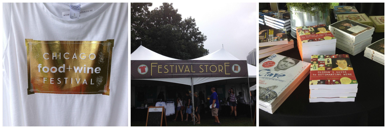 Inspiring Kitchen Chicago Food + Wine Festival