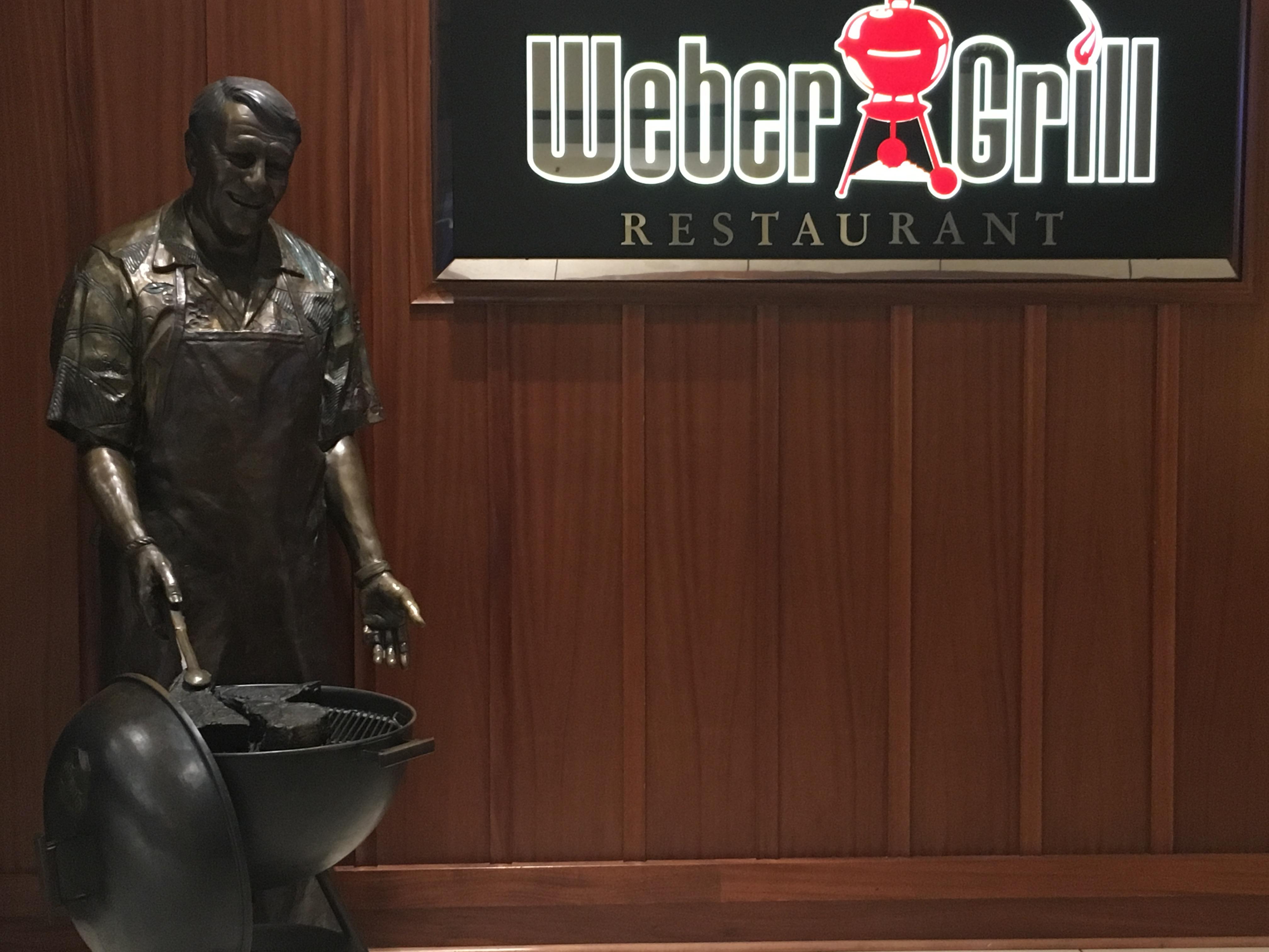 Weber Grill Restaurants