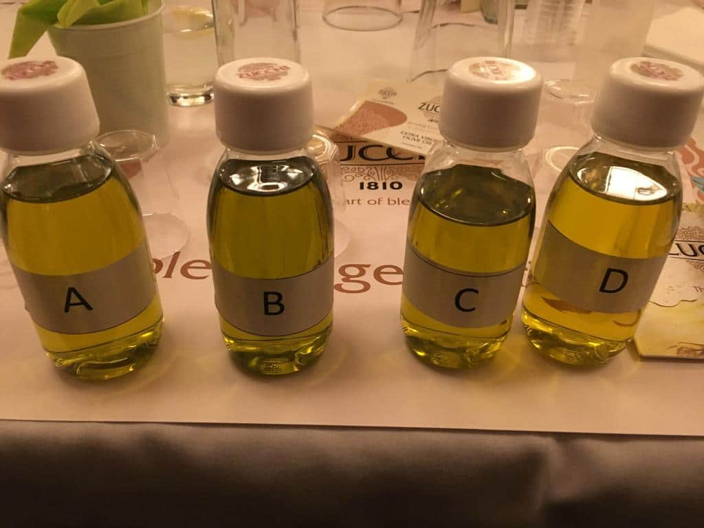 How to Blend Olive Oil
