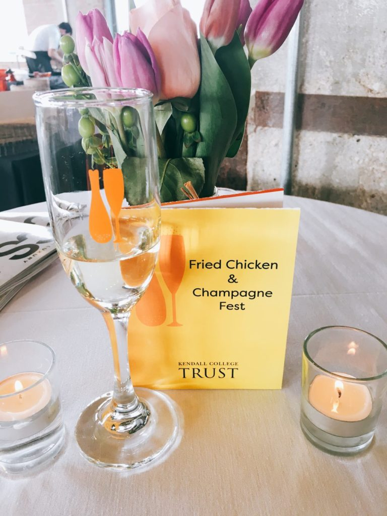 Food- Champagne- and- Fundraising- at- Kendall- College- and- Fig- & -Olive- Inspiring- Kitchen