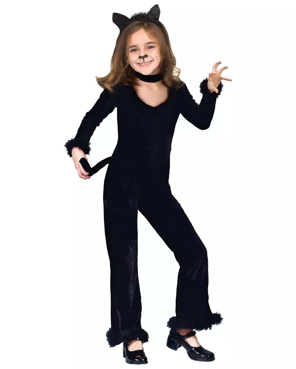 Riveting Horror Com Black Cat Kids Halloween Costume Hallowen Costum Udaf Black Cat Costume 12 Months Black Cat Costume Baby Girl Black Cat Kids Costume baby Black Cat Costume
