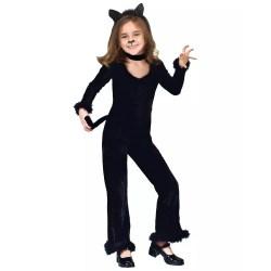 Small Crop Of Black Cat Costume