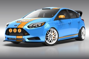 Ford-Focus-ST-SEMA-Gulf-Racing-UTI