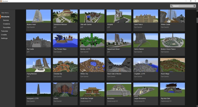structures wiki | Instant Structures Mod (ISM)
