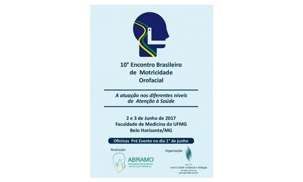 Fonoaudióloga Dra. Patrícia Junqueira participa de mesa redonda sobre problemas alimentares no XX Encontro Brasileiro de Motricidade Orofacial | 2017